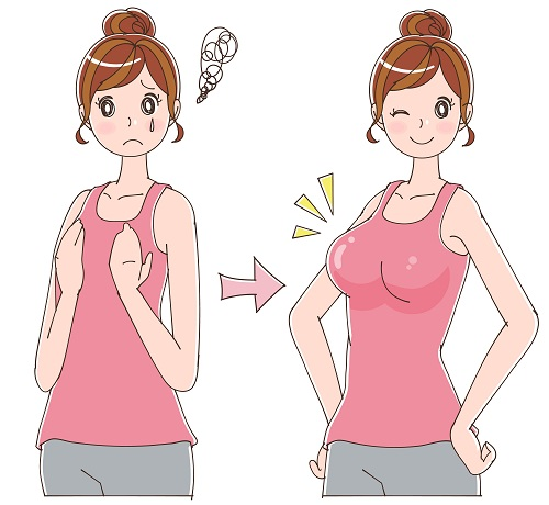Natural Breast Enlargement Creams